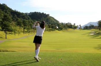 cours de golf gratuit