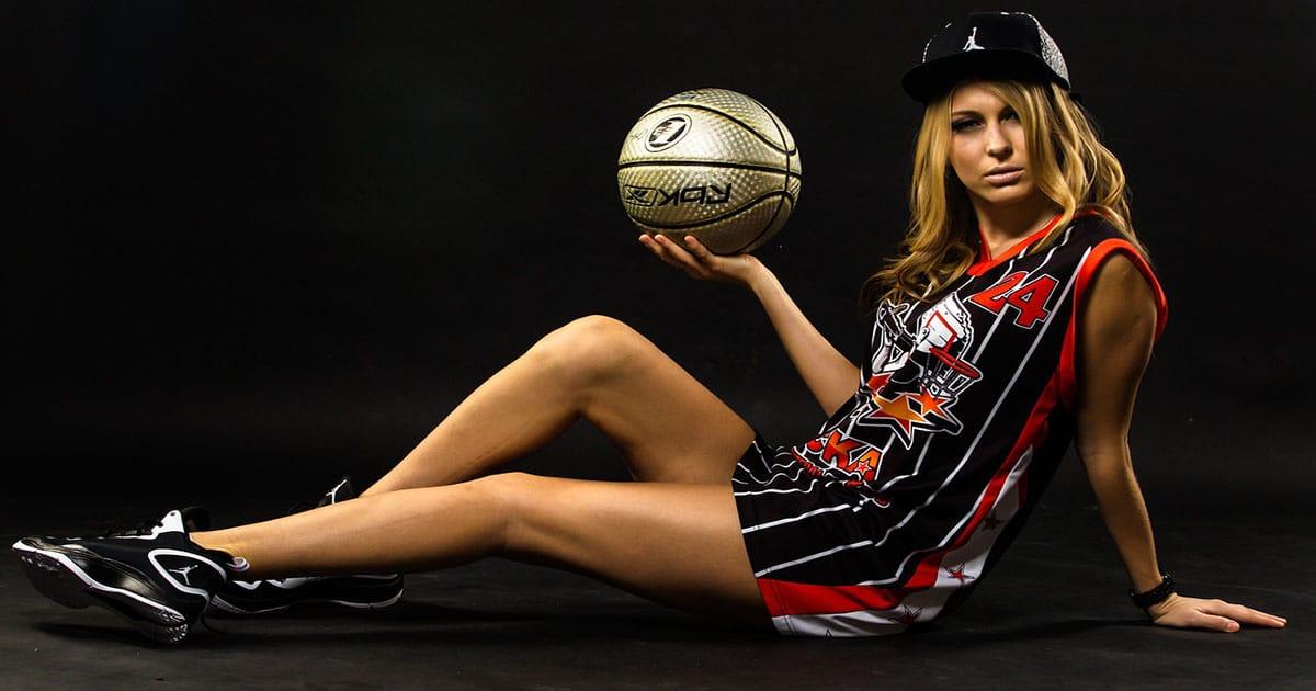 personnaliser t shirt basket femme