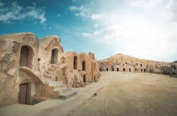 trek et randonnee en tunisie