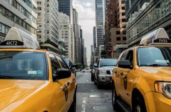 réserver un taxi par Internet