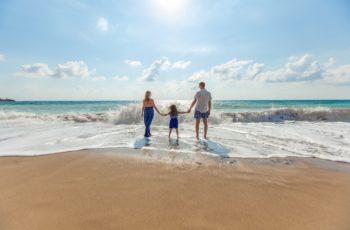 Partir en vacances en famille - Les avantages