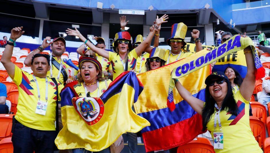 comment sont les colombiens