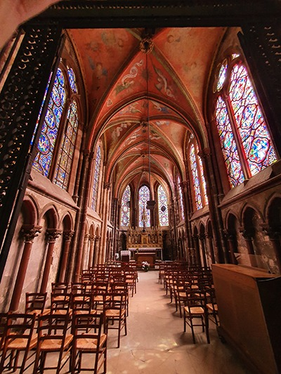 chapelle vierge cathedrale