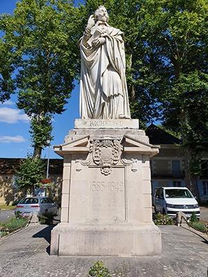 statue de richelieu